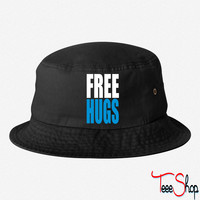 Free Hugs bucket hat