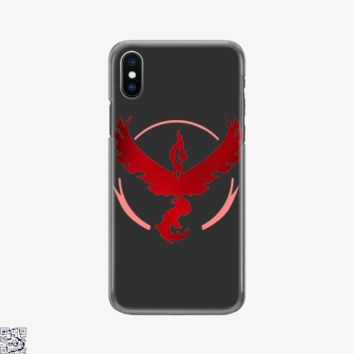 Team Valor And Proud, Pokemon Phone Case