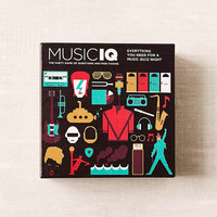 Music IQ Game | Urban Outfitters