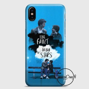 Tfios Hazel And Gus iPhone X Case | casescraft