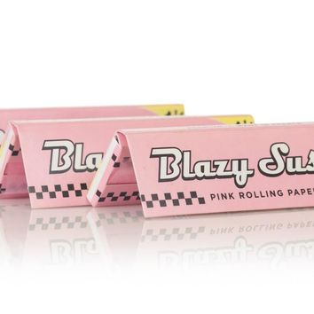 Blazy Susan Pink Rolling Papers