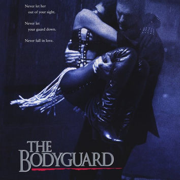 The Bodyguard 27x40 Movie Poster (1992)
