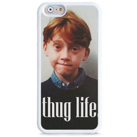 Ron Weasley Thug Life iPhone 6 Case, Samsung Galaxy Rubber Case