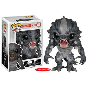 "Evolve 6"" Goliath Pop! Vinyl Figure"