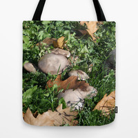 Sunny Autumn Day Tote Bag by Erika Kaisersot