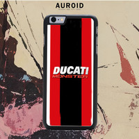 DUCATI MONSTER MOTORCYCLE IPhone 6 Plus Case Auroid