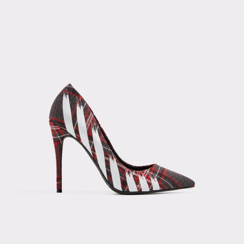 Miradollan Bordeaux Misc. Women's Pumps | Aldoshoes.com US
