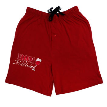 Mom Medicine Adult Lounge Shorts