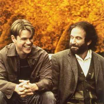 Good Will Hunting 11x17 Movie Poster (1997)