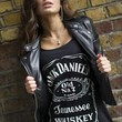 Jack Daniels NEW Women's Vest Whiskey Tennessee from TruDesignz