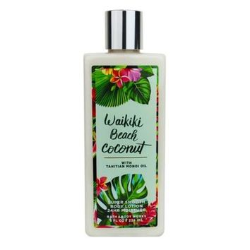 Bath & Body Works WAIKIKI BEACH COCONUT Body Lotion 8 oz