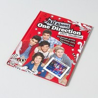 All About One Direction Book  | Claire's