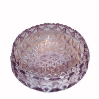 Imperial Lavender Serving Bowl