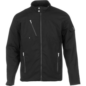 Spyder Ehret Softshell Jacket - Men's Black/Black,