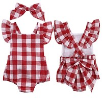 Baby Girl Clothes Rompers