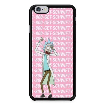 Rick Morty Get Schwifty iPhone 6/6s Case