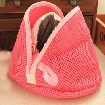 ONETOW Super Deal Women Bra Laundry Lingerie Washing Hosiery Saver Protect Mesh Small Bag