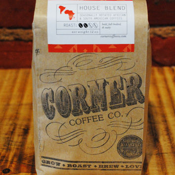 House Blend 12oz Specialty Grade Fresh Roasted Coffee