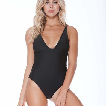 MGS Banned One Piece - Black