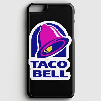 Taco Bell  Tshirt iPhone 6 Plus/6S Plus Case