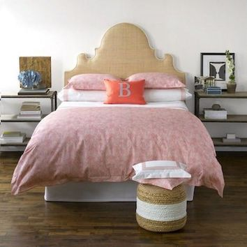 Nikita Coral Bedding by LULU dk for Matouk