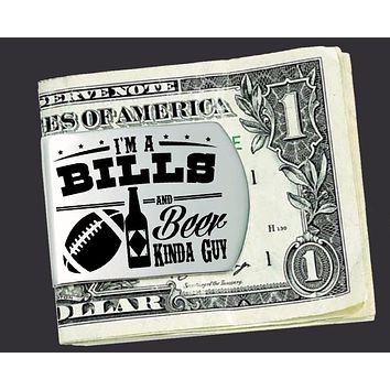 Buffalo Bills Money Clip