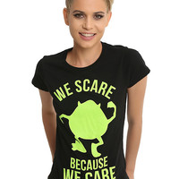 Disney Monsters, Inc. Mike We Scare Because We Care BFF T-Shirt