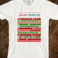 Winter Bucket List - Bananas