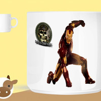 IronMan unique coffee mug