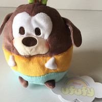Disney Store Japan Goofy Ufufy Scented Small Plush New with Tags
