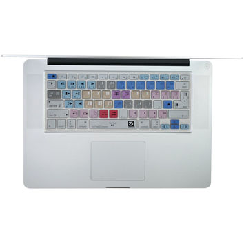 """Ezquest Macbook And 13"""" Macbook Air And Macbook Pro And Wireless Keyboard Usa And Iso Avid Media Composer Keyboard Cover"""