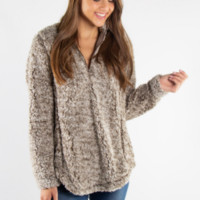 Chic N Soft Sherpa - Brown