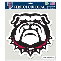 Georgia Bulldogs Die-Cut Decal | UGA Die-Cut Decal | Georgia Bulldogs Full Color Decal