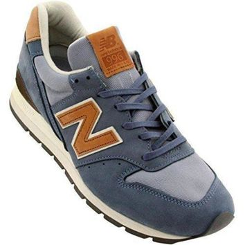 ICIKGQ8 new balance men m996dcc distinct weekender made in usa blue chambray