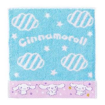 Buy Sanrio Cinnamoroll Petite Towel with Jacquard and Embroidery at ARTBOX