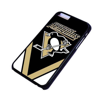 PITTSBURGH PENGUINS iPhone 4/4S 5/5S 5C 6 6S Plus Case Cover