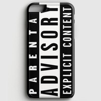 Parental Advisory Psycidelic iPhone 6/6S Case