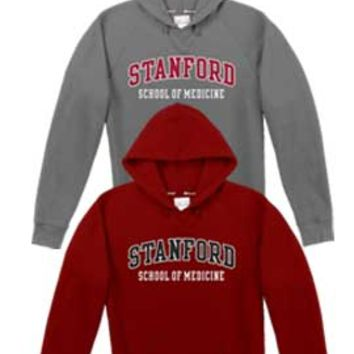 Stanford School of Medicine Women's Hooded Sweatshirt | Stanford University- Medical