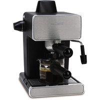 Walmart: Mr. Coffee Espresso Maker, Stainless Steel and Black