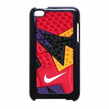 DCKL9 Nike Air Jordan Retro Raptors 7 iPod Touch 4th Generation Case