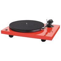 Music Hall: MMF 2.2LE Turntable - Ferrari Red + Free Lab Pack