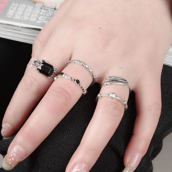 New Fashion Jewelry Designer Inspired Finger Ring Best Gift = 4672852100