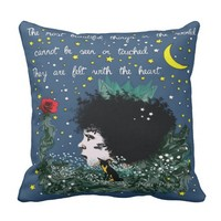 """Little prince Polyester Throw Pillow 16"""" x 16"""""""