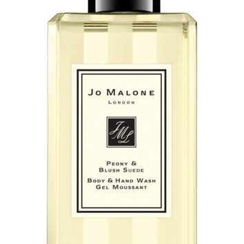 Jo Malone London™ Peony & Blush Suede Body & Hand Wash (Limited Edition) | Nordstrom