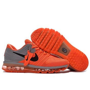 Nike Air Max Stylish Women Men Casual Air Cushion Sneakers Runni a61ff644f