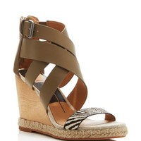 Dolce Vita Kova Strappy Espadrille Wedge Sandals | Bloomingdales's