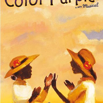 The Color Purple Piano/Vocal Selections Songbook