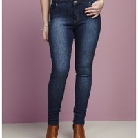 """""""Claire Richards"""" Claire Richards High Waisted Skinny Jean at Simply Be"""