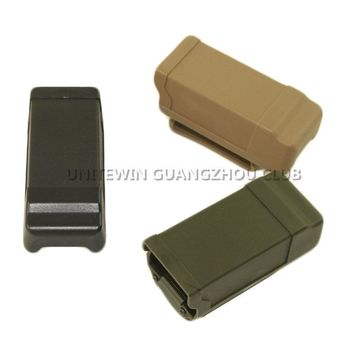 Tactical Molle Pistol Holster 9mm GL Magazine Pouch Outdoor Military Airsoft Combat Magazine Pouch Utility Hunting Reloader Case