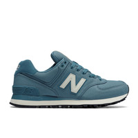 New Balance - W 575 Waxed Canvas (WL574MDC) - Riptide